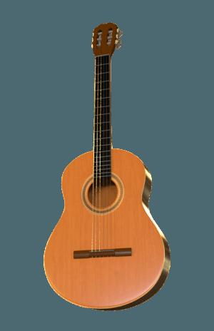 Classic Guitar Prop